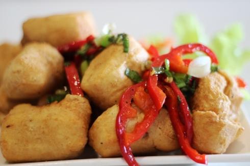 Cabramatta vegan tofu